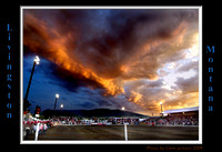 Rodeo Night in Livingston MT